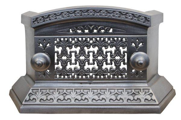 Antique 19th Century cast iron tidy betty-0