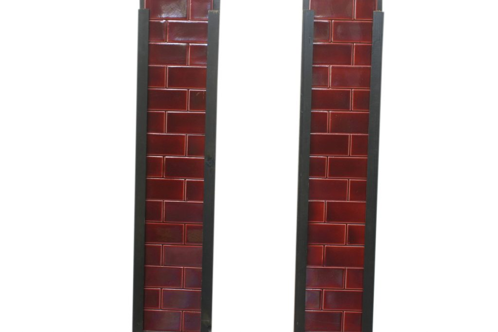Antique Fireplace Tiles-0