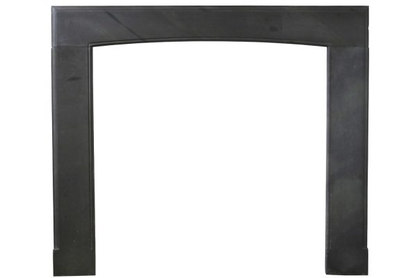 Antique 18th century Georgian slate bolection frame-0